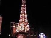 47 - Eiffel Tower and Paris in Las Vegas