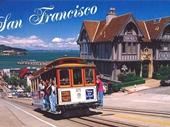 55 - San Francisco cable car