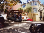 57 - Cable Car in San Francisco
