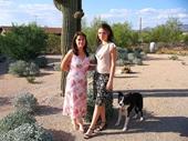 71 - Tiff and Heidi on Trumpets in Phoenix
