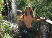 74 - Tiff and Scotty at Tonto Natural bridge