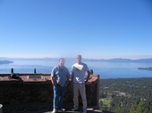 80 - Lake Tahoe - At Incline Point with Russ Smith