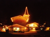 05 - Teton Village Reception Hall at night