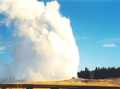 14 - Old Faithful at Yellowstone National Park