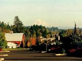 21 - Mount Hood from Portland