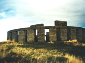 22 - Stonehenge in Washington State