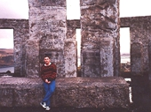 23 - Yours Truly at Stonehenge in Washington State