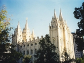 24 - Mormon Tabernacle in Salt Lake City