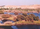 13 - The Nile at the First Cataract in Aswan