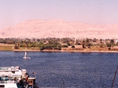 30 - Valley of the Kings from Luxor