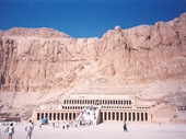 34 - The Temple of Hatshepsut (Queen of Sheba)