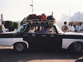 37 - Mad Taxi Ride in Egypt