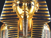 45 - King Tut's Golden Mask