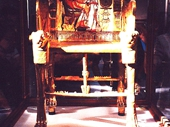 46 - King Tut's throne