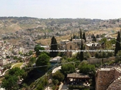 05 - Temple Site in City of David according to Ernest Martin
