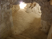 10 - Grotto of the Church of the Pater Noster - Likely place of Burial of Christ