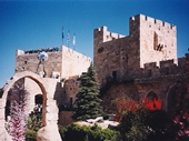 15 - Inside the Tower of David Museum