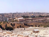 49 - Jerusalem from Mount of Olives