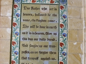 73 - Lord's Prayer at Church of the Pater Noster on Mount of Olives