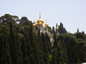 75 - Russian Orthodox Church on Mount of Olives