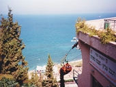 105 - Chairlift in Haifa
