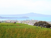 04 - View over Auckland from Mount Eden