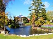 27 - Gardens near Rotorua Museum