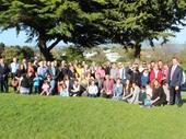 34 - 2015 Lake Taupo Feast attendees