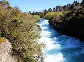59 - Waikato River just before Haku Falls