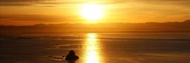 23 - Nelson sunset