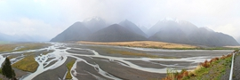 30 - Braided River near Arthur's Pass