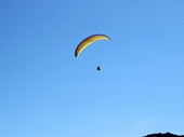 10 - Paraglider over Queenstown