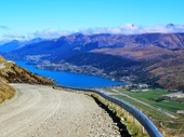 31 - The Steep Descent from The Remarkables