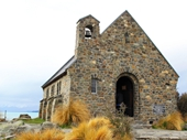 52 - Lake Tekapo - Church of the Good Shepherd