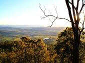 14 - Canungra Valley from Mt Tamborine