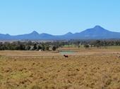 17 - The Flinders Peak Range between the Cunningham and Mt Lindsey Highways