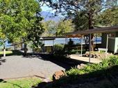 33 - Lake Maroon campsite