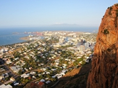 15 - Townsville from Castle Hill