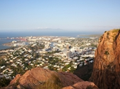 16 - Townsville from Castle Hill
