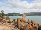 61 - Magnetic Island - Is it me or is that rock giving me the finger