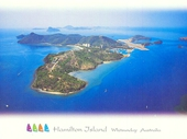 03 - Hamilton Island from the air