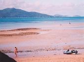 07 - Beach scene at Hamilton Island