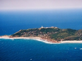 08 - Cape Byron from the air