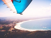 12 - Flying over Byron Bay