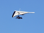 39 - Hang Glider over Byron Bay