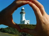 47 - Framing Cape Byron lighthouse