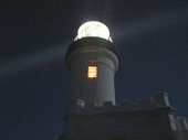 51 - Byron Bay lighthouse at night