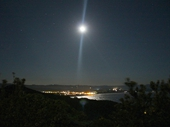 52 - Byron Bay at night