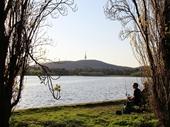 20 - Fishing on Lake Burleigh Griffin
