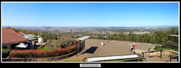 10 Brisbane from Mt Coot-tha by day